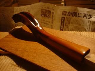 カシュー塗り(1)