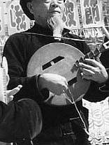 プイ族の月琴