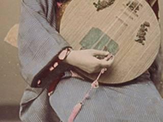 明清楽月琴の義甲
