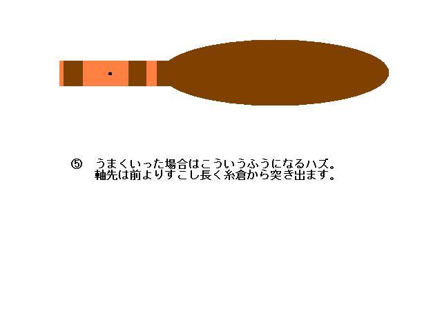 軸のすりあわせ(3)