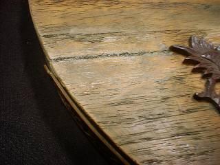 表面板ひび割れ(1)