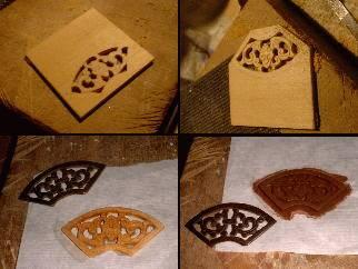 扇飾り製作
