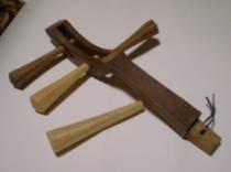 糸巻き製作中(2)