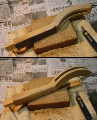 棹作り(5)