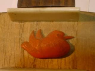 赤いヒヨコ(1)
